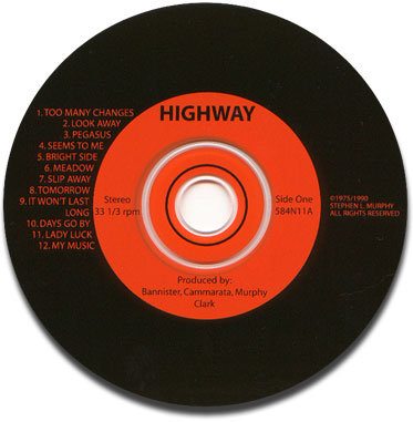 Highway the CD